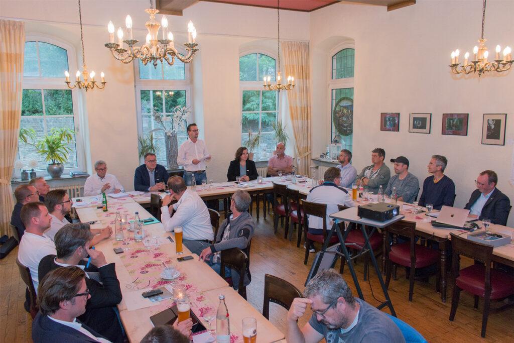 Mitgliederversammlung der Maler- und Lackierer-Innung Ahrweiler